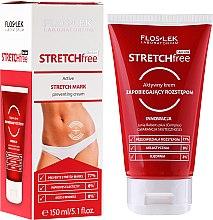 Parfémy, Parfumerie, kosmetika Aktivní krém proti strie - Floslek Slim Line Active Cream To Prevent Stretch Marks Stretch Free