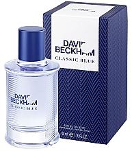 Parfémy, Parfumerie, kosmetika David Beckham Classic Blue - Toaletní voda