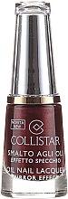 Parfémy, Parfumerie, kosmetika Lak na nehty - Collistar Oil Nail Lacquer Mirror Effect