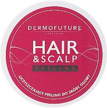 Parfémy, Parfumerie, kosmetika Peeling na pokožku hlavy - DermoFuture Hair&Scalp Peeling