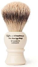 Parfémy, Parfumerie, kosmetika Holicí štětec, S2234 - Taylor of Old Bond Street Shaving Brush Super Badger size M