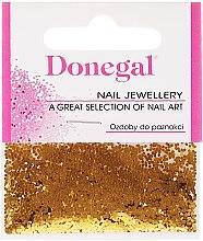Parfémy, Parfumerie, kosmetika Třpytky na nehty 3501/3 - Donegal