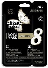 Parfémy, Parfumerie, kosmetika Boto maska na oční okolí Proti 8 známkám stárnutí pleti - Dizao