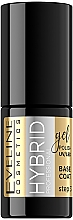 Parfémy, Parfumerie, kosmetika Hybridní báze na nehty - Eveline Cosmetics Hybrid Professional Base Coat