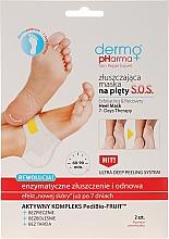 Parfémy, Parfumerie, kosmetika Exfoliační maska na paty - Dermo Pharma Skin Repair Expert