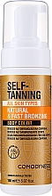 Parfémy, Parfumerie, kosmetika Samoopalovací pěna na tělo - Comodynes Self-Tanning Natural & Uniform Body Color