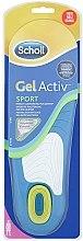 Parfémy, Parfumerie, kosmetika Gelové vložky na šport pre ženy - Scholl Gel Activ Insole Sport Woman