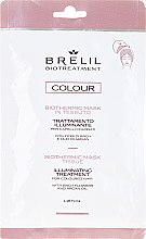 Parfémy, Parfumerie, kosmetika Express maska pro barvené vlasy - Brelil Bio Treatment Colour Biothermic Mask Tissue