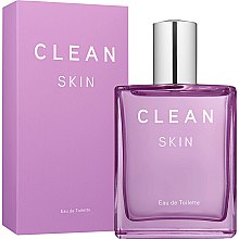 Parfémy, Parfumerie, kosmetika Clean Skin Eau de Toilette - Toaletní voda