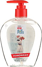 Parfémy, Parfumerie, kosmetika Dětské tekuté mýdlo - Corsair The Secret Life Of Pets Handwash