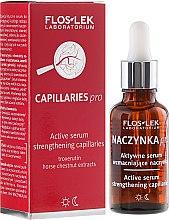 Parfémy, Parfumerie, kosmetika Aktivní sérum pro posílení kapilár - Floslek