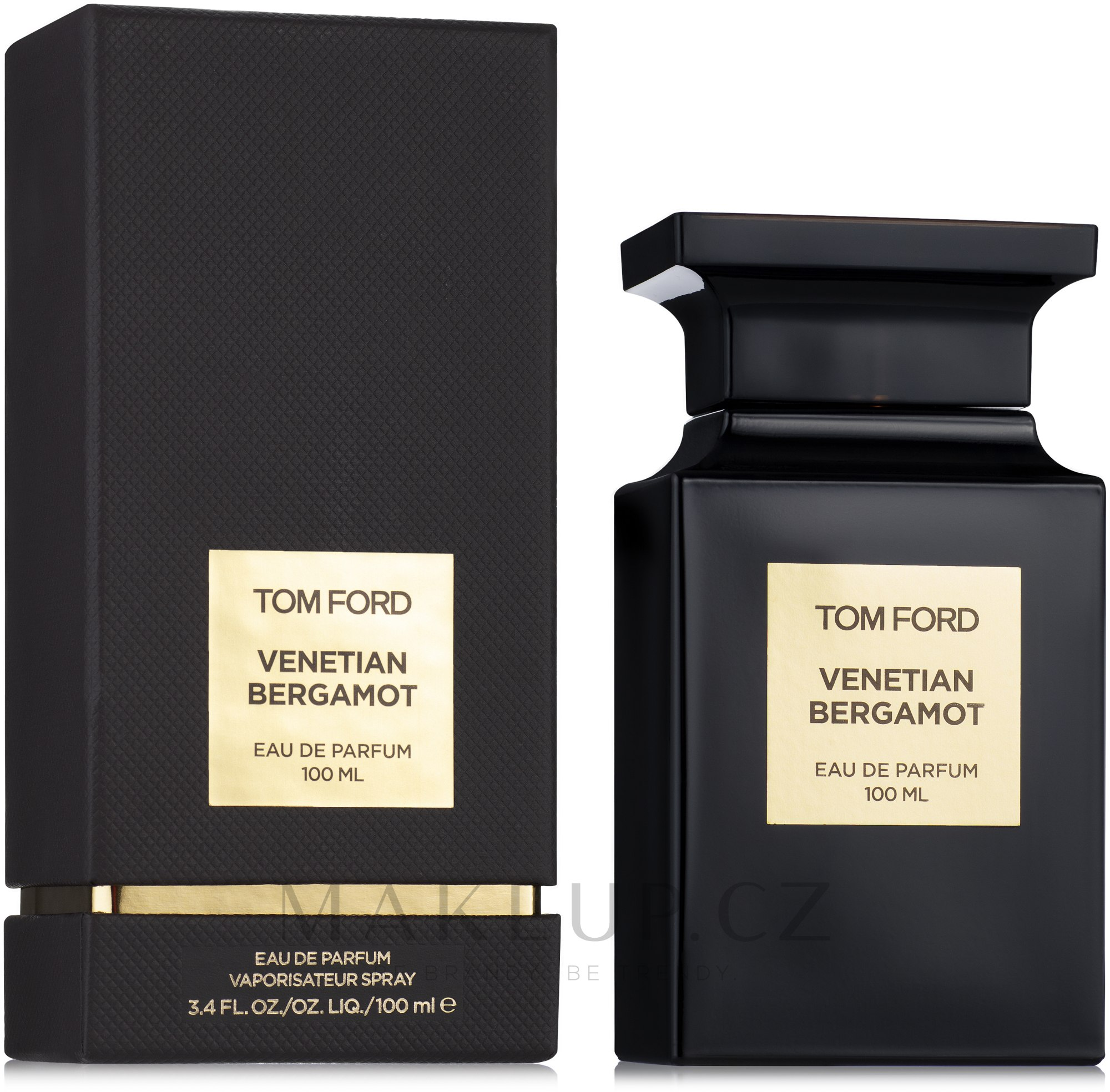 Tom Ford Venetian Bergamot - Parfémovaná voda — foto 100 ml