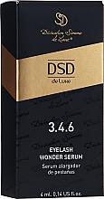 Parfémy, Parfumerie, kosmetika Sérum pro růst řas №3.4.6 - Divination Simone De Luxe DSD Eyelash Wonder Serum