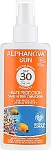 Parfémy, Parfumerie, kosmetika Ochranný sprej - Alphanova Sun Protection Spray SPF 30