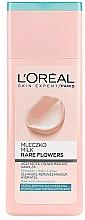 Parfémy, Parfumerie, kosmetika Mléko na obličej - L'Oreal Paris Rare Flowers Face Milk