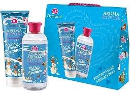 Parfémy, Parfumerie, kosmetika Sada - Dermacol Aroma Ritual Winter Dream (s/g/250ml + bath/foam/500ml)