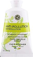 Parfémy, Parfumerie, kosmetika Peeling na pokožku hlavy - Yves Rocher Oxygenating Scrub