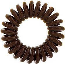 Gumičky do vlasů, 3 ks - Invisibobble Original Pretzel Brown — foto N2