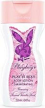 Parfémy, Parfumerie, kosmetika Playboy Play It Sexy - Tělové mléko