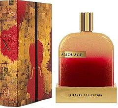 Parfémy, Parfumerie, kosmetika Amouage The Library Collection Opus X - Parfémovaná voda