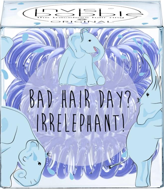 Gumička do vlasů - Invisibobble Bad Hair Day? Irrelephant! — foto N1