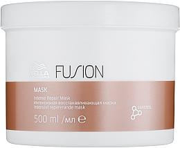 Parfémy, Parfumerie, kosmetika Intenzivní regenerační maska - Wella Professionals Fusion Intense Repair Mask