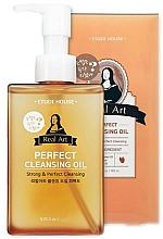 Parfémy, Parfumerie, kosmetika Hydrofilní olej - Etude House Real Art Cleansing Oil Perfect