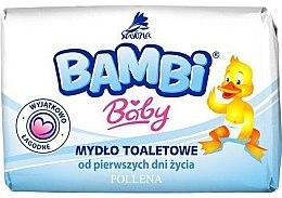 Parfémy, Parfumerie, kosmetika Dětské mýdlo - Bambi Baby