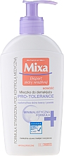 Parfémy, Parfumerie, kosmetika Mléko na obličej - Mixa Pro-Tolerance Cleansing Milk