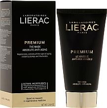 Parfémy, Parfumerie, kosmetika Premium máska na obličej - Lierac Premium Supreme Mask