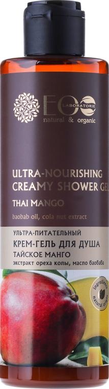 Ultravýživný krém gel do sprchy Thajské mango - ECO Laboratorie