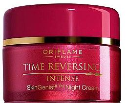 """Parfémy, Parfumerie, kosmetika Regenerační noční krém """"Vláda nad časem Intense"""" - Oriflame Time Reversing Intense Cream"""