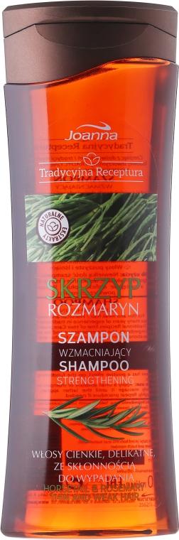 """Šampon na vlasy """"Proti vypadávání"""" - Joanna Traditional Recipe Horsetail And Rosemary"""