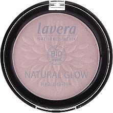 Parfémy, Parfumerie, kosmetika Rozjasňovač - Lavera Natural Glow Highlighter