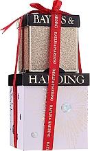 Parfémy, Parfumerie, kosmetika Sada - Baylis & Harding Sweet Mandarin & Grapefruit (sh/gel/100ml + sh/cream/100ml + b/lot/50ml + b/salt/25g + sponge)