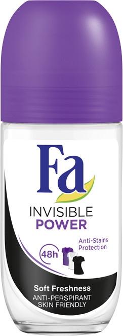 Kuličkový deodorant - Fa Sport Deodorant Průhledná ochrana — foto N1