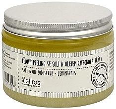 Parfémy, Parfumerie, kosmetika Peeling na tělo Lemongrass - Sefiros Lemongrass Body Scrub