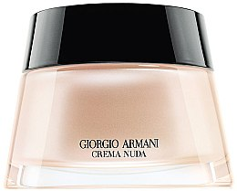 Parfémy, Parfumerie, kosmetika Zvlhčující krém s tónovacím účinkem - Giorgio Armani Crema Nuda Supreme Glow Reviving Tinted Cream