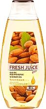 Parfémy, Parfumerie, kosmetika Sprchový olej Sladké mandle - Fresh Juice Shower Oil Sweet Almond
