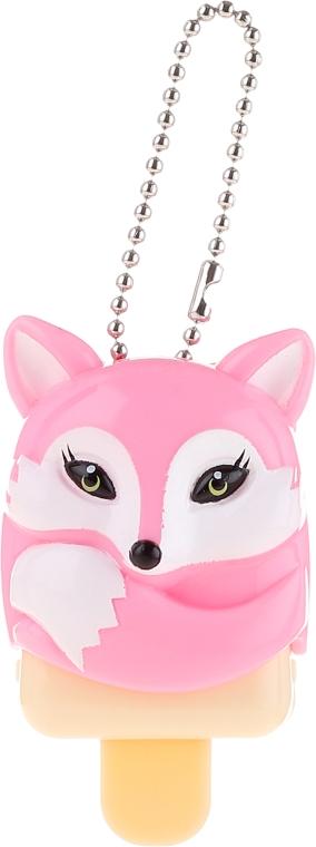 Balzám na rty Liška, růžový - Martinelia Color Lip Balm Wild Sweetness