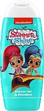 """Parfémy, Parfumerie, kosmetika Šampon-gel pro sprchu """"Blikání a lesk"""" - Disney Shimmer & Shine"""