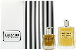 Parfémy, Parfumerie, kosmetika Trussardi Riflesso - Sada (edt/100ml + edt/30ml)