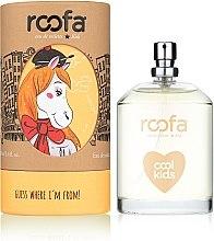 Parfémy, Parfumerie, kosmetika Roofa Cool Kids Mehira - Toaletní voda