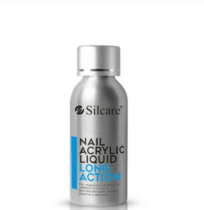 Akrylový roztok - Silcare Nail Acrylic Liquid Comfort Long Action