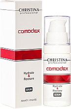 Parfémy, Parfumerie, kosmetika Hydratační regenerační pleťové sérum - Christina Comodex Hydrate & Restore Serum