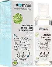 Parfémy, Parfumerie, kosmetika Gel na tělo a pro intimní hygienu - Momme Mother Natural Care Gel