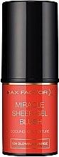 Parfémy, Parfumerie, kosmetika Tvářenka v tyčince - Max Factor Miracle Sheer Gel Blush Stick