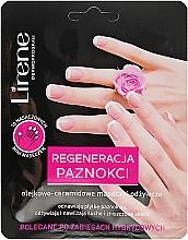 Parfémy, Parfumerie, kosmetika Maska pro prsty rukou - Lirene Dermo Program