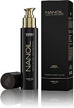Olej na vlasy s vysokou pórovitostí - Nanoil Hair Oil High Porosity — foto N4