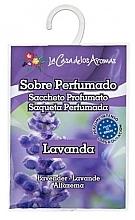 Parfémy, Parfumerie, kosmetika Vonný sáček Levandule - La Casa de Los Aromas Scented Sachet